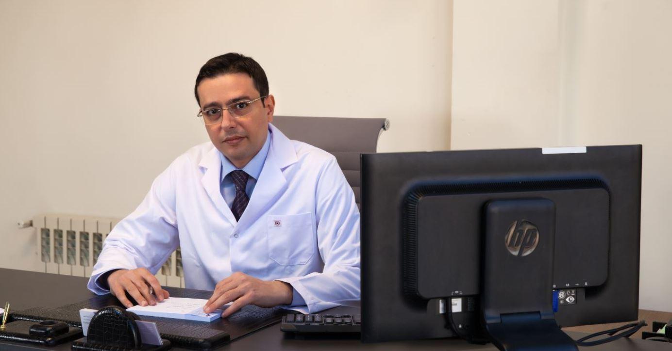 دکتر صمد خضری